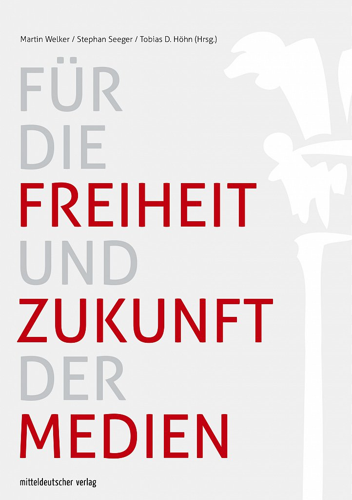 Leipziger Medienpreis - Buchcover
